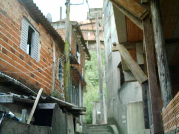 Le favelas di San Paolo