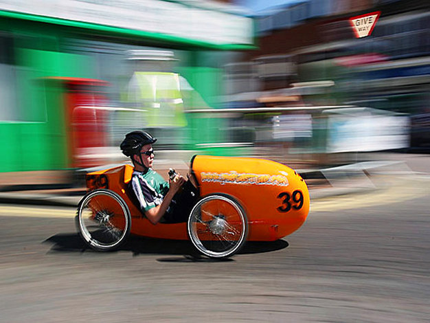 UK Pedal Car Grand Prix - Ringwood