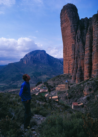 The Asgard Project - Riglos, Spain