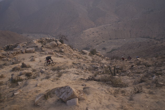 The world's best mountain bike rides in Peru