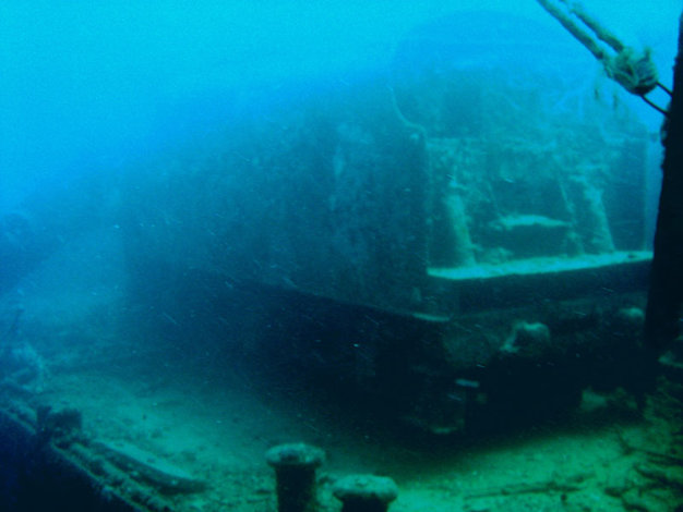 SS Thistlegorm, Red Sea Egypt 
