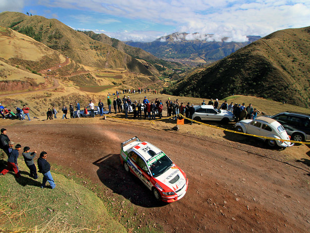 Rally of Peru - Cusco Special Stage Pt 1