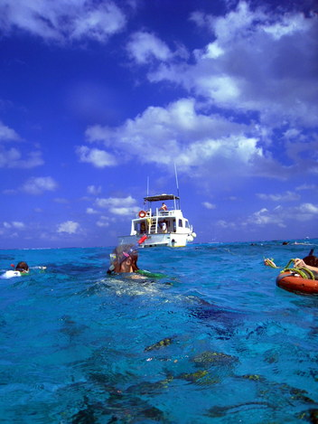 CHE COLORI ALLE CAYMAN ISLANDS