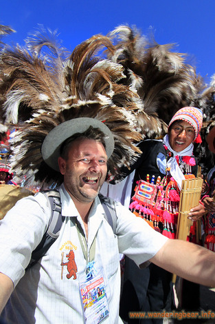 Fiesta de la Candelaria - Puno Peru.