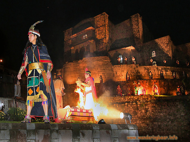 Pachamama Raymi - Cusco celebrates the reopening of Machu Picchu