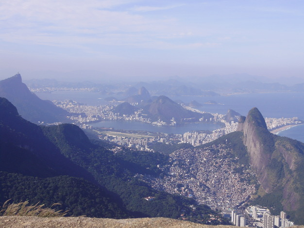  Trekking Rio de Janeiro - Pedra da Gvea -Brasil