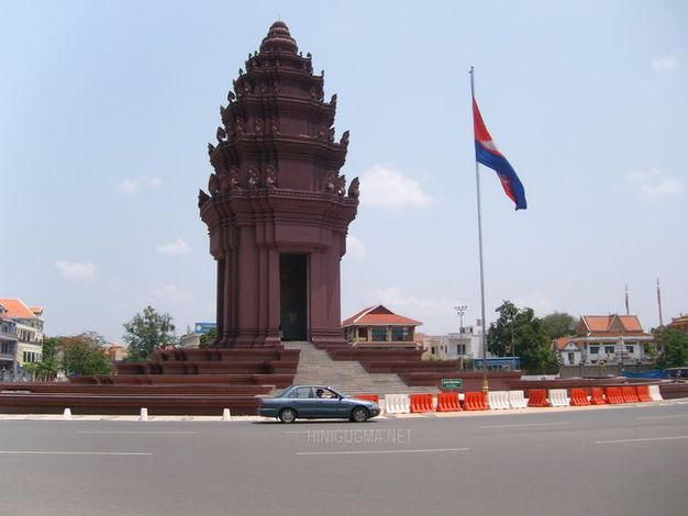 Expedition to Cambodia – Phnom Penh today