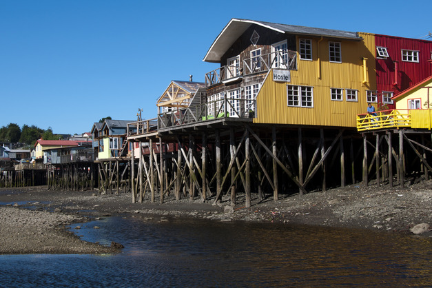 Palafitos Chiloé