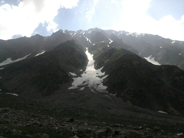 Trip to the lake, rivers and mountains of  Naran and Khaghan