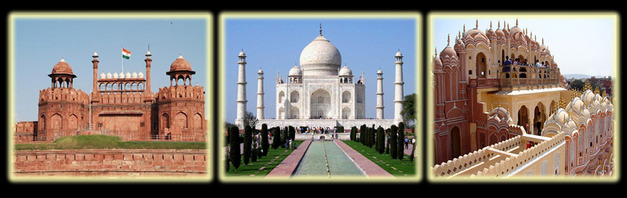 Golden triangle India with unique features and experience