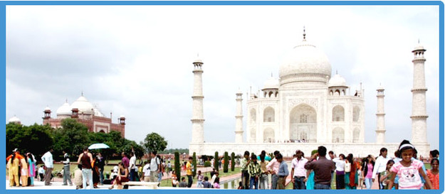 Adventure of Golden Triangle Tour