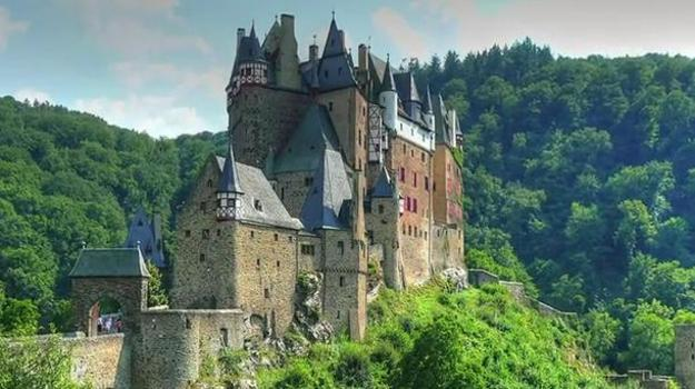 Castles in Romantic Germany - The Rhineland-Palatinate