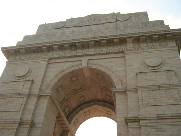 India Gate 2010 India Delhi photograph Rasoul Ali     2010   