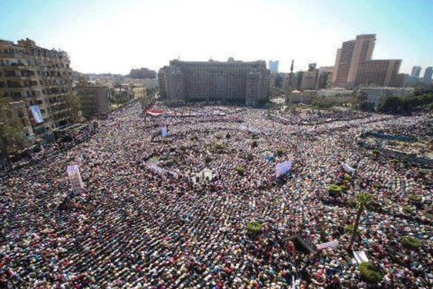 Tahrir now