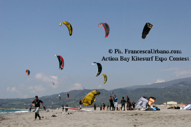 REPORT ACTION BAY KITESURF EXPO CONTEST