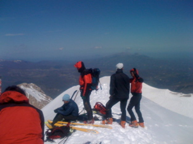 Alpinismo in Umbria