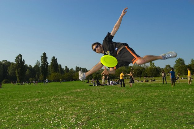 Freestyle Frisbee HD 2