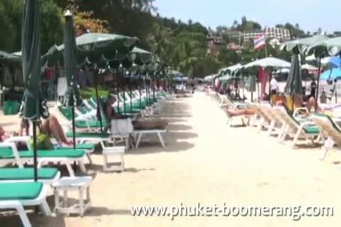 Phuket Kata Beach - Activities