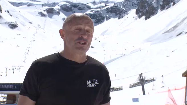 Skiing in the summer - Graham Bell's tips on extending the ski season