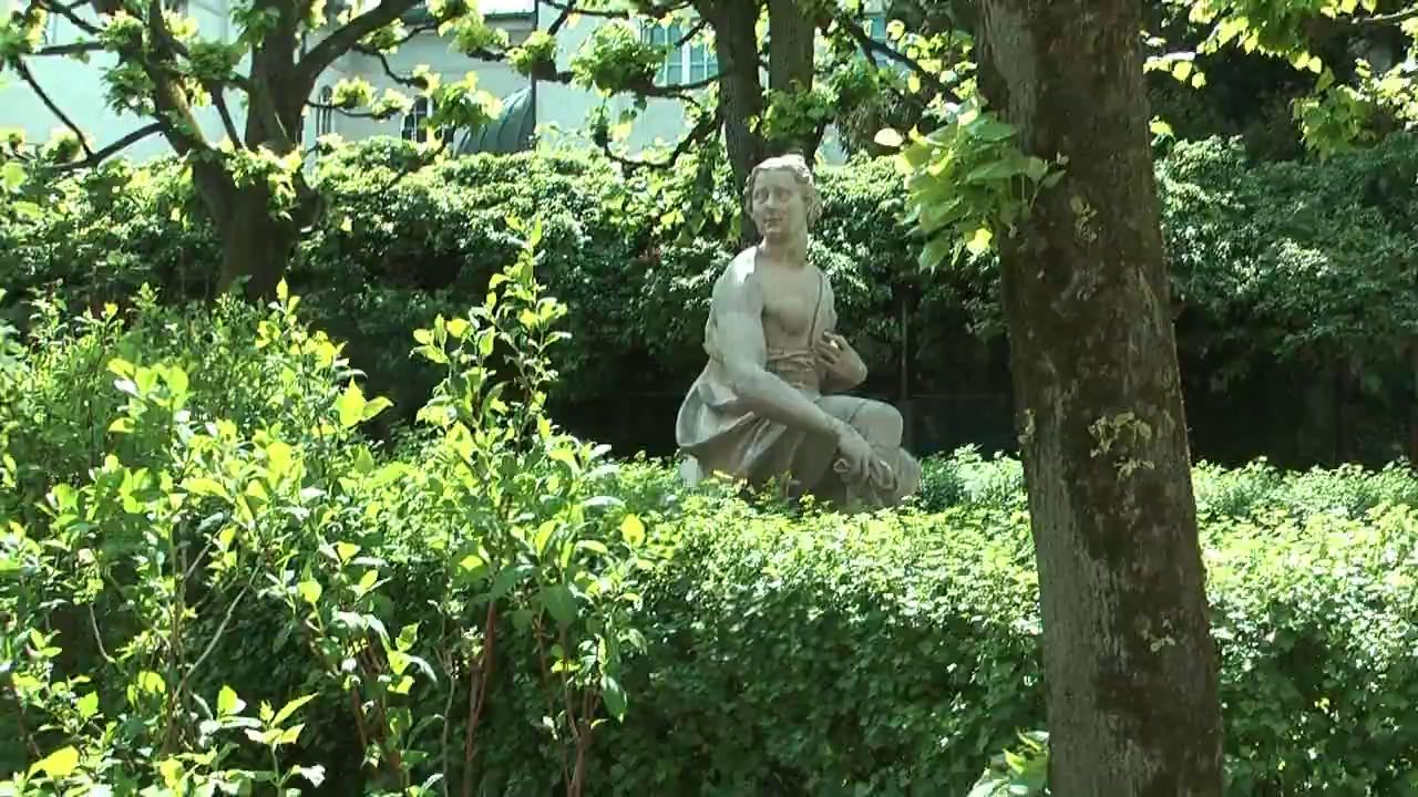 Mirabell Gardens, Salzburg - Mozart and the Sound of Music