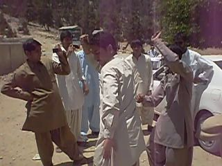 DANCE IN ZIARAT