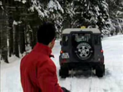 offroad snowboard